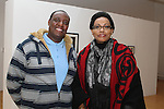 John Ngata with Kenya Ambassador Catherine Muigai Mwangi at the Reception for the Kenyan Ambassador to Ireland in the Droichead Arts Centre...(Photo credit should read Jenny Matthews www.newsfile.ie)....This Picture has been sent you under the condtions enclosed by:.Newsfile Ltd..The Studio,.Millmount Abbey,.Drogheda,.Co Meath..Ireland..Tel: +353(0)41-9871240.Fax: +353(0)41-9871260.GSM: +353(0)86-2500958.email: pictures@newsfile.ie.www.newsfile.ie.