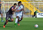 Tigres venció como local 1-0 a Once Caldas. Fecha 1 Liga Águila II-2017.