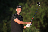 February 18, 2017: Jamie Lovemark during the third round of the 2017 Genesis Open played at Riviera Country Club in Pacific Palisades, CA.