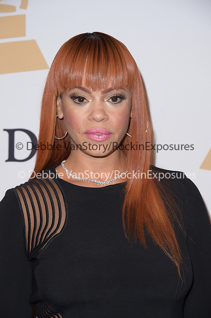 Faith Evans attends the 2015 Pre-GRAMMY Gala & GRAMMY Salute to Industry Icons with Clive Davis at the Beverly Hilton  in Beverly Hills, California on February 07,2015                                                                               © 2015 Hollywood Press Agency