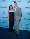 WASHINGTON, DC - JUNE 4: Actors Rhona Mitra and Eric Dane attends The Last Ship premiere screening, a partnership between TNT and the U.S. Navy on June 4, 2014 in Washington, D.C. Photo Credit: Morris Melvin / Retna Ltd.