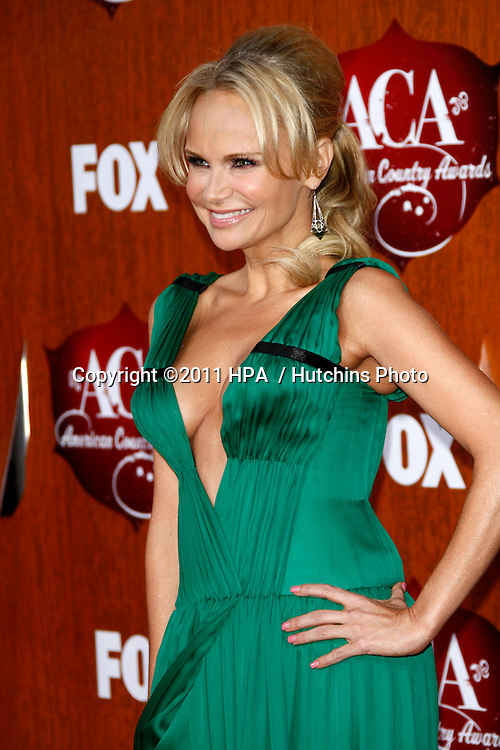 LOS ANGELES - DEC 5:  Kristin Chenoweth arrives at the American Country Awards 2011 at MGM Grand Garden Arena on December 5, 2011 in Las Vegas, NV