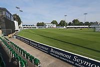 General view of the ground during Essex CCC vs Somerset CCC, Specsavers County Championship Division 1 Cricket at The Cloudfm County Ground on 28th August 2017