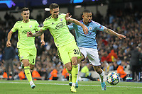 Manchester City v Dinamo Zagreb - Champions League - 01.10.2019