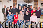 Christy Murphy, Ballymakeera, Macroom seated centre who celebrated his 60th birthday in the Kerry Way, Glenflesk on Friday night