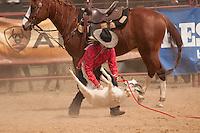 VHSRA - Powhatan, VA - 4.13.2014 - Goat Tying