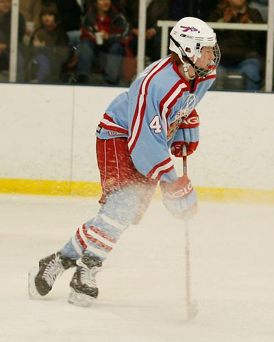 Saint Joseph's High School Hockey 2008-2009.. City Champions 8-2.