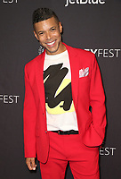 "24 March 2019 - Hollywood, California - Wilson Cruz. 2019 PaleyFest LA - ""Star Trek: Discovery"" held at Dolby Theater. <br /> CAP/ADM/FS<br /> ©FS/ADM/Capital Pictures"