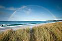 Rainbow Bay of Fires Tasmania