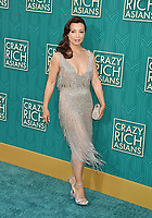 HOLLYWOOD, CA - AUGUST 07:  Ming-Na Wen arrives at the Warner Bros. Pictures' 'Crazy Rich Asians' premiere at the TCL Chinese Theatre IMAX on August 7, 2018 in Hollywood, California.<br /> CAP/ROT/TM<br /> &copy;TM/ROT/Capital Pictures
