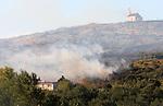 2016090ß6 CRO, Waldbrand in Kroatien - Loescharbeiten aus der Luft