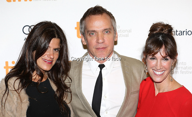Jean-Marc Vallee, Robbie Brenner, Rachel Winter attending the 2013 Tiff Film Festival Red Carpet Gala for &quot;Dallas Buyers Club&quot; at The Princess of Wales Theatre on September 7, 2013 in Toronto, Canada.<br /> Credit: McBride/face to face