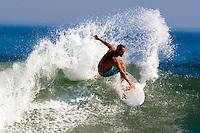 Surfing Rockaway Beach, NY