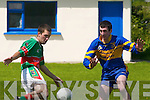 Tuosist  v   Ballymac in the Credit Union County Senior Football League, Division 3, Round 5, at Ballymac GAA pitch on Sunday afternoon.