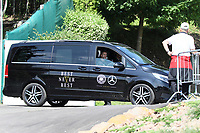 DFB Minibus - 28.05.2018: Training der Deutschen Nationalmannschaft zur WM-Vorbereitung in der Sportzone Rungg in Eppan/Südtirol
