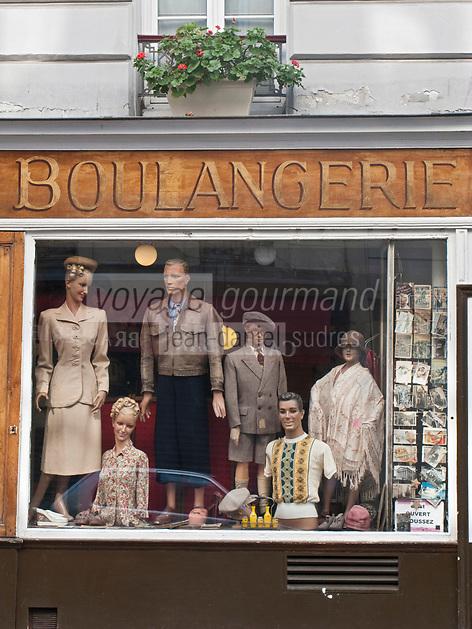 Europe/France/Ile de France/75011/Paris: Rue Oberkampf [Non destiné à un usage publicitaire - Not intended for an advertising use]