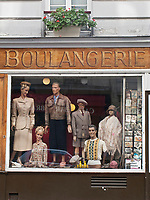 Europe/France/Ile de France/75011/Paris: Rue Oberkampf [Non destiné à un usage publicitaire - Not intended for an advertising use]