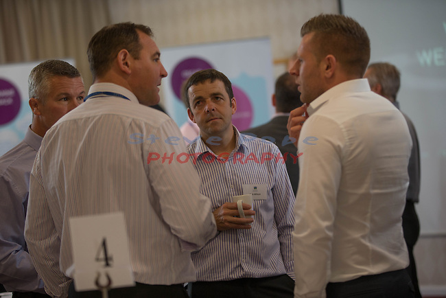 Welsh Water management OSCAR lunch.<br /> Future Inn Cardiff Bay<br /> <br /> 11.09.14<br /> &copy;Steve Pope-FOTOWALES