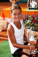 11-8-07, Alphen aan den Rijn, Nationale junior kampioenschappen, Carlijn Hoedt wint meisjes tot 12 jaar