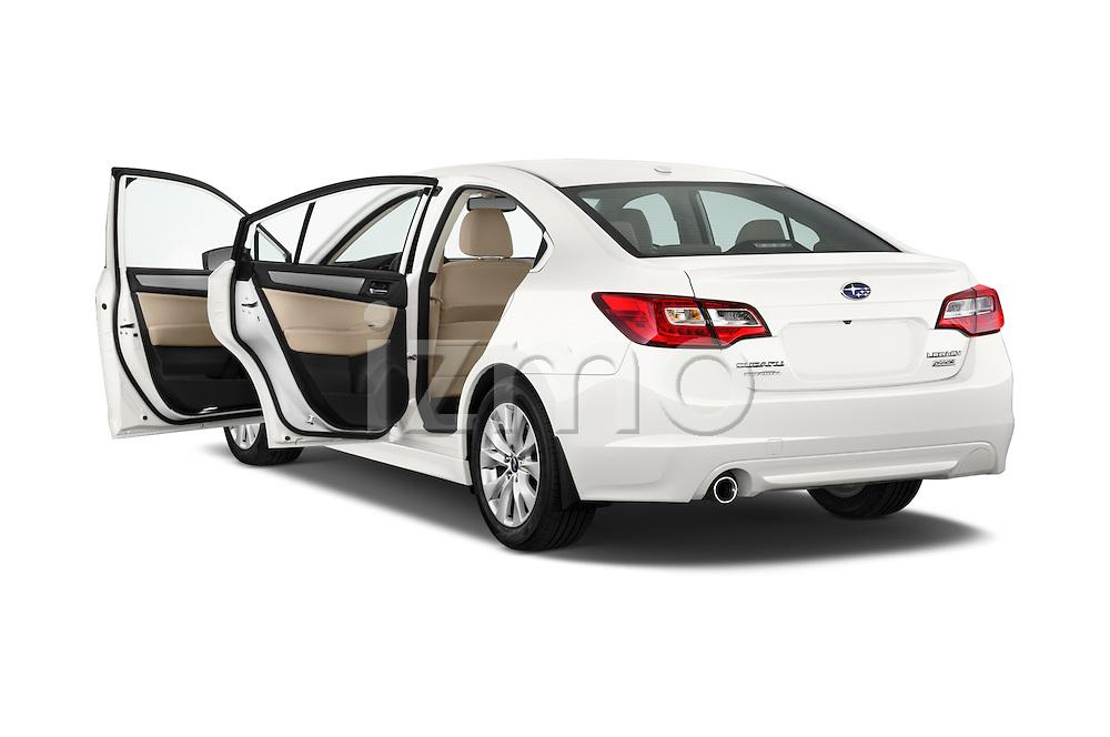 Car images of a 2015 Subaru Legacy 2.5I Premium 4 Door Sedan 2WD Doors