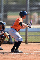 Houston Astros Bobby Boyd (93) during a minor league spring training game against the Atlanta Braves on March 29, 2015 at the Osceola County Stadium Complex in Kissimmee, Florida.  (Mike Janes/Four Seam Images)