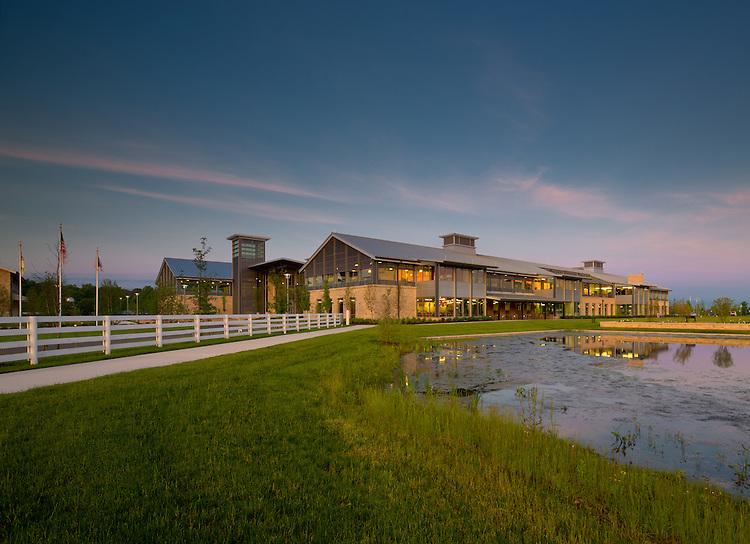 Bob Evans Farms Corporate Headquarters   M+A Architects & CornaKokosing