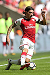 Hector Bellerin of Arsenal during the The FA Community Shield match at Wembley Stadium, London. Picture date 6th August 2017. Picture credit should read: Charlie Forgham-Bailey/Sportimage