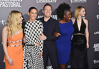 Dakota Fanning + Jennifer Connelly + Ewan McGregor + Uzo Aduba + Valorie Curry @ the premiere of 'American Pastoral' held @ the Academy Theatre. October 13, 2016 , Beverly Hills, USA. # PREMIERE DU FILM 'AMERICAN PASTORAL' A BEVERLY HILLS
