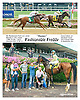 Fashionable Freddy winning at Delaware Park on 9/28/15