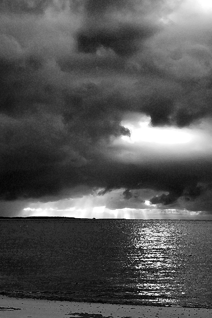 Cape Cod storm clouds