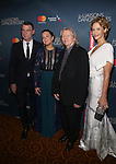 Liev Schreiber, Josie Rourke, Christopher Hampton and Janet McTeer  attends the Broadway Opening Night Performance After Party for 'Les Liaisons Dangereuses'  at Gotham Hall on October 30, 2016 in New York City.