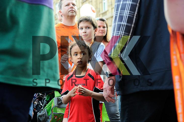 Bambinilauf beim SAP Arena Marathon 09.05.2015.<br /> <br /> Foto &copy; Rhein-Neckar-Picture *** Foto ist honorarpflichtig! *** Auf Anfrage in hoeherer Qualitaet/Aufloesung. Belegexemplar erbeten. Veroeffentlichung ausschliesslich f&uuml;r journalistisch-publizistische Zwecke.