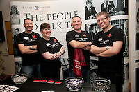 The Rothera Dowson team - from left, Neil Etherington, Amanda Redgate, Tom Radgate and Daniel Harley