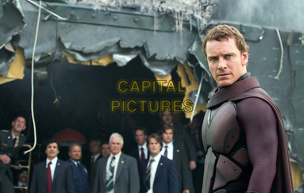 Michael Fassbender<br /> in X-Men: Days of Future Past (2014) <br /> *Filmstill - Editorial Use Only*<br /> CAP/NFS<br /> Image supplied by Capital Pictures