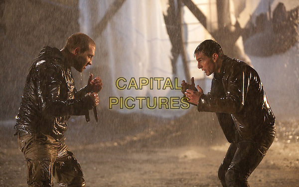 Tom Cruise & Jai Courtney.in Jack Reacher (2012).*Filmstill - Editorial Use Only*.CAP/FB.Supplied by Capital Pictures.