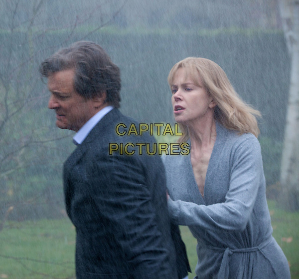 Colin Firth, Nicole Kidman<br /> in Before I Go to Sleep (2014) <br /> *Filmstill - Editorial Use Only*<br /> CAP/FB<br /> Image supplied by Capital Pictures