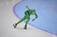 SCHAATSEN: HEERENVEEN: IJsstadion Thialf, 11-11-2012, KPN NK afstanden, Seizoen 2012-2013, 1000m Dames, Laurine van Riessen, ©foto Martin de Jong