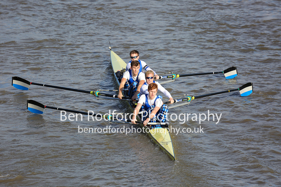 Crew: 48  IMP (K)  Imperial College London (M Killian-Dawson)  4+ Acad Champ<br /> <br /> Fours Head of the River 2018<br /> <br /> To purchase this photo, or to see pricing information for Prints and Downloads, click the blue 'Add to Cart' button at the top-right of the page.