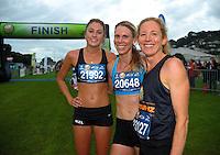 The 2017 Cigna Achilles Round The Bays half marathon, Bluebridge 10km and Fun Run & Walk. From Frank Kitts Park to Kilbirnie Park in Wellington, New Zealand on Sunday, 19 February 2017. Photo: Dave Lintott / lintottphoto.co.nz