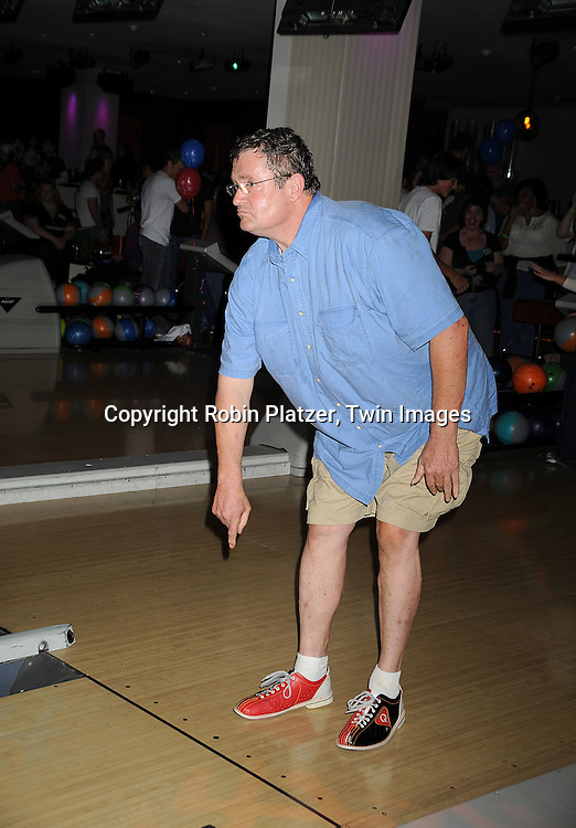 "Jordan Clarke..at The Fifth Annual ""Daytime Stars and Strikes"" for The American Cancer Society on September 28, 2008 at The Port Authority Bowling Alley. Jerry verDorn and Liz Keifer were the hosts. ....Robin Platzer, Twin Images"