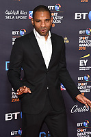 Jason Puncheon<br /> arriving for the BT Sport Industry Awards 2018 at the Battersea Evolution, London<br /> <br /> ©Ash Knotek  D3399  26/04/2018