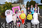 Pupils at Kilcummin National School got into the spirit of Halloween on Friday last. <br />