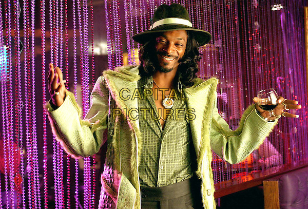 "SNOOP DOGG in Warner Bros. Pictures' ""Starsky & Hutch,""...Ref: FB.www.capitalpictures.com.sales@capitalpictures.com.Supplied by Capital Pictures"