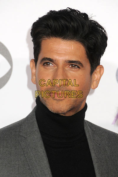 6 January 2016 - Los Angeles, California - Raza Jaffrey. People's Choice Awards 2016 - Arrivals held at The Microsoft Theater. <br /> CAP/ADM/BP<br /> &copy;BP/ADM/Capital Pictures