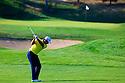 Alvaro Velasco (ESP), European Challenge Tour, Kazakhstan Open 2014, Zhailjau Golf Club, Almaty, Kazakhstan. (Picture Credit / Phil Inglis)