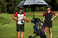 Day One of the Toro Interprovincial Women's Championship, Sherwood Golf Club, Wjangarei,  New Zealand. Monday 4 December 2017. Photo: Simon Watts/www.bwmedia.co.nz
