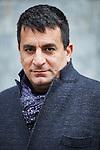 "13.4.2015, Berlin. DROR MOREH, Filmmaker and director of ""The Gatekeepers"""