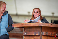 during the Level 6/7 Musical Freestyle (Title). 2018 NZL-Horse of the Year Show. Hastings. Saturday 17 March. Copyright Photo: Libby Law Photography