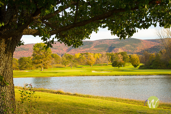 Equinox Hotel and Resort Golf Course, Manchester, VT.