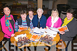 Cheltenham Preview : Pictured attending the Cheltenham Preview night in aid of the Listowel branch of Kerry Parents & Friends held at Christie's Bar, Listowel on Monday night last were Marina Burke, Helen O'Brien, Nora Murphy, Mary Kelly, Theresa Browne & Pip Walsh.